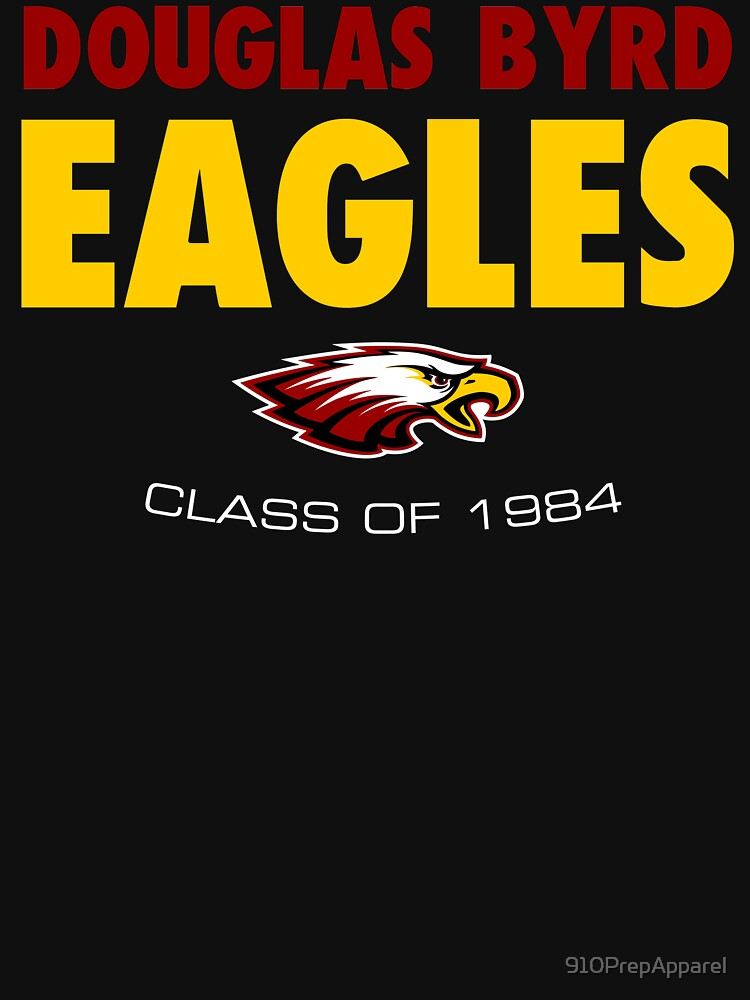 Douglas Byrd Eagles 1984 by 910PrepApparel