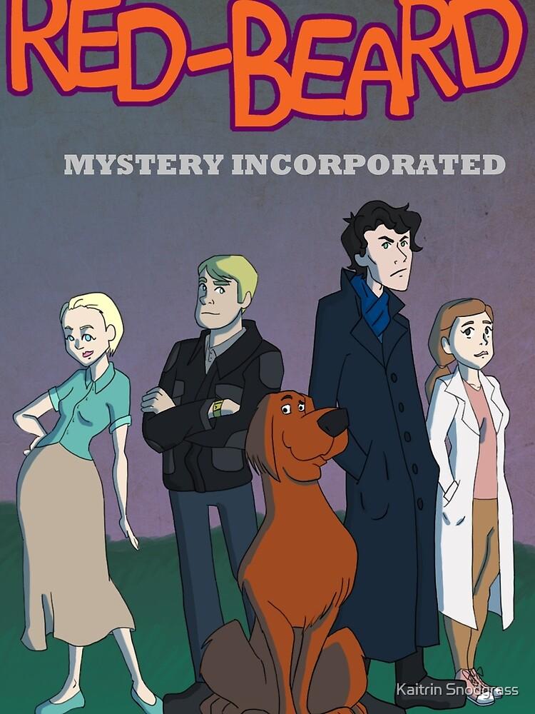 Red Beard Mystery Inc by Hurricanechix89