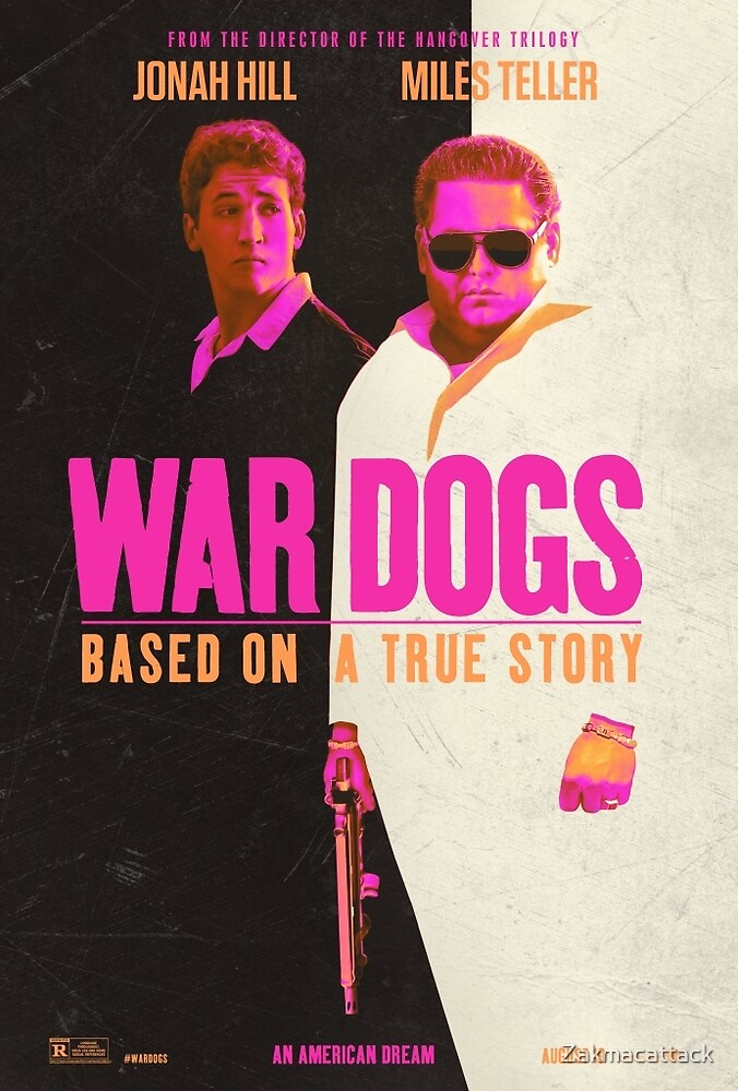 War Dogs by Zakmacattack
