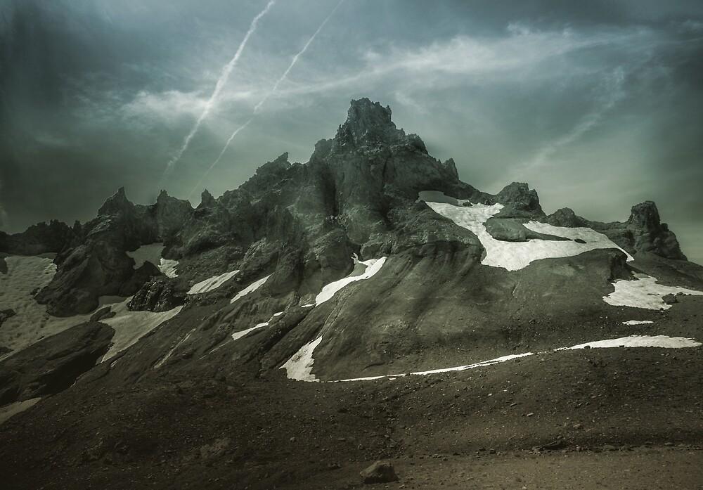 The Mountain by thehikingviking