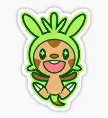 Chibi Chespin Sticker