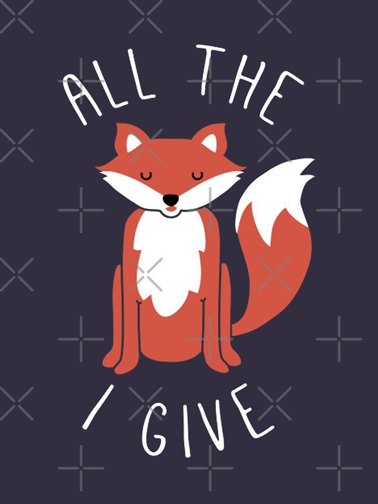 for fox sake by GeneGene