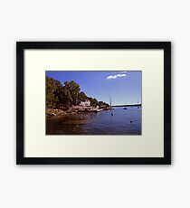 Sept 12th Framed Print