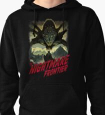 THE NIGHTMARE FRONTIER Pullover Hoodie