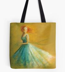 The Stroke of Midnight Tote Bag