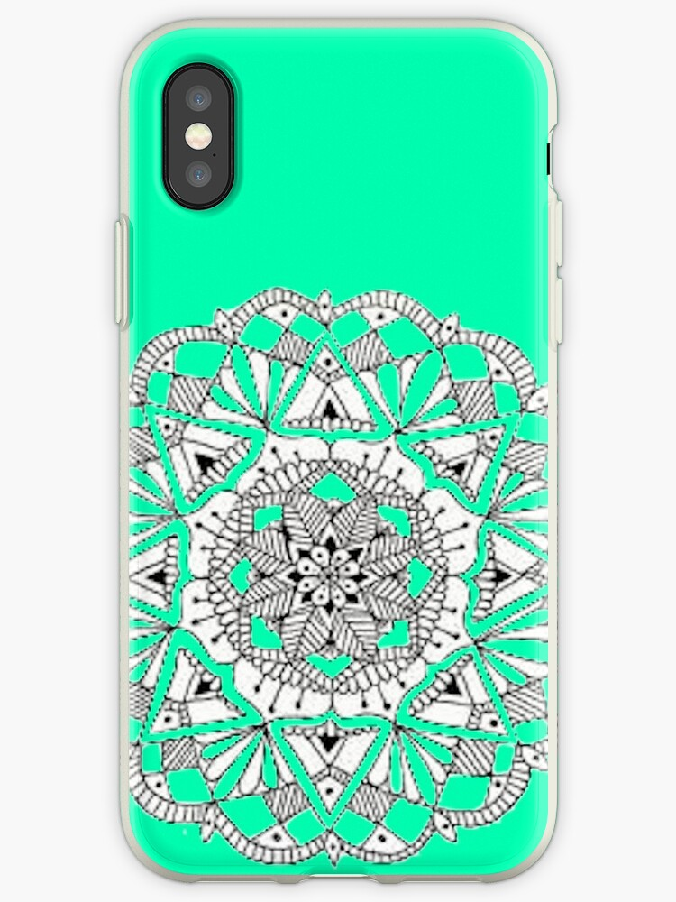 Ripple Effect Flower Pattern by Issy-Simmons