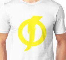 Static Shock Symbol Unisex T-Shirt