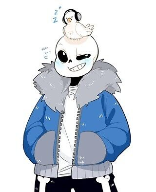 Sans From undertale by ajones22