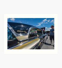 Turnpike Cruiser Art Print