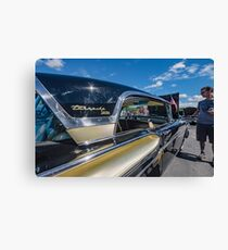 Turnpike Cruiser Canvas Print