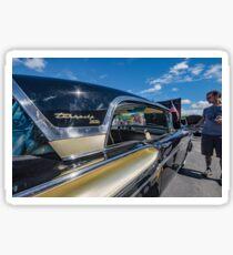 Turnpike Cruiser Sticker