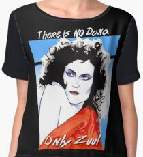 There is no Dana. Only Zuul. Chiffon Top