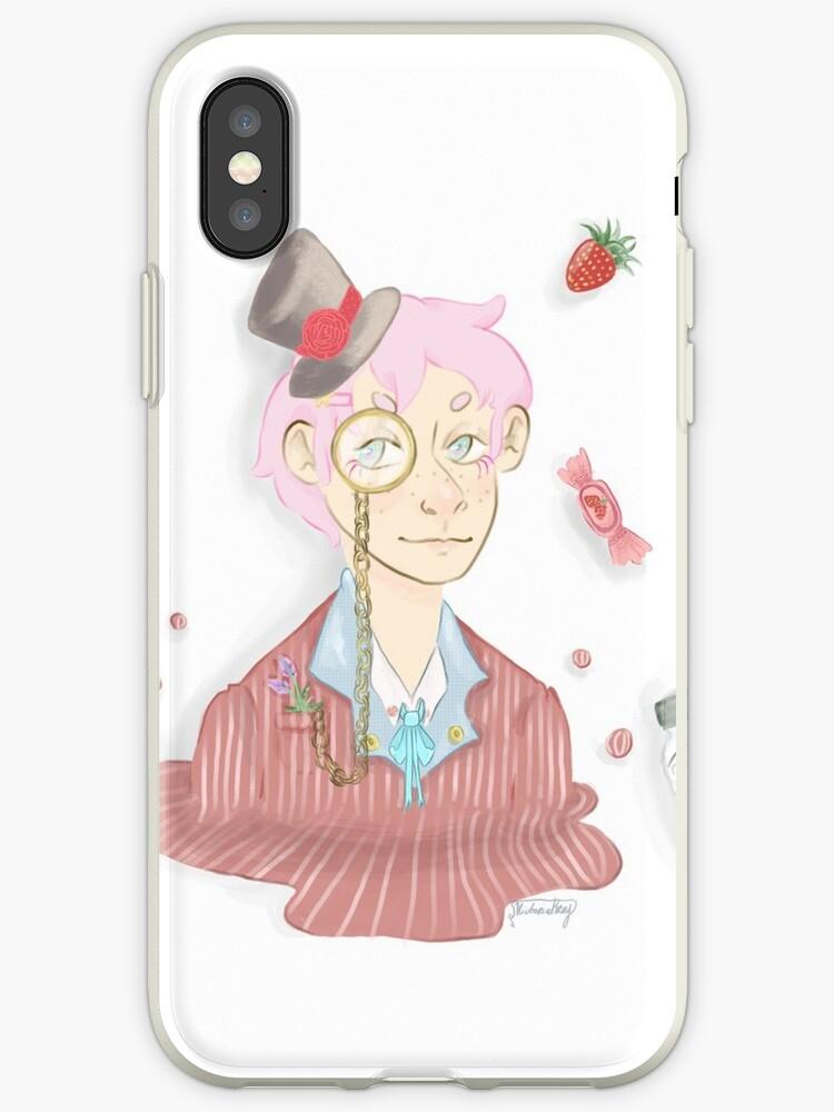 Kawaii sweets phonecase by PlutoTheGreat