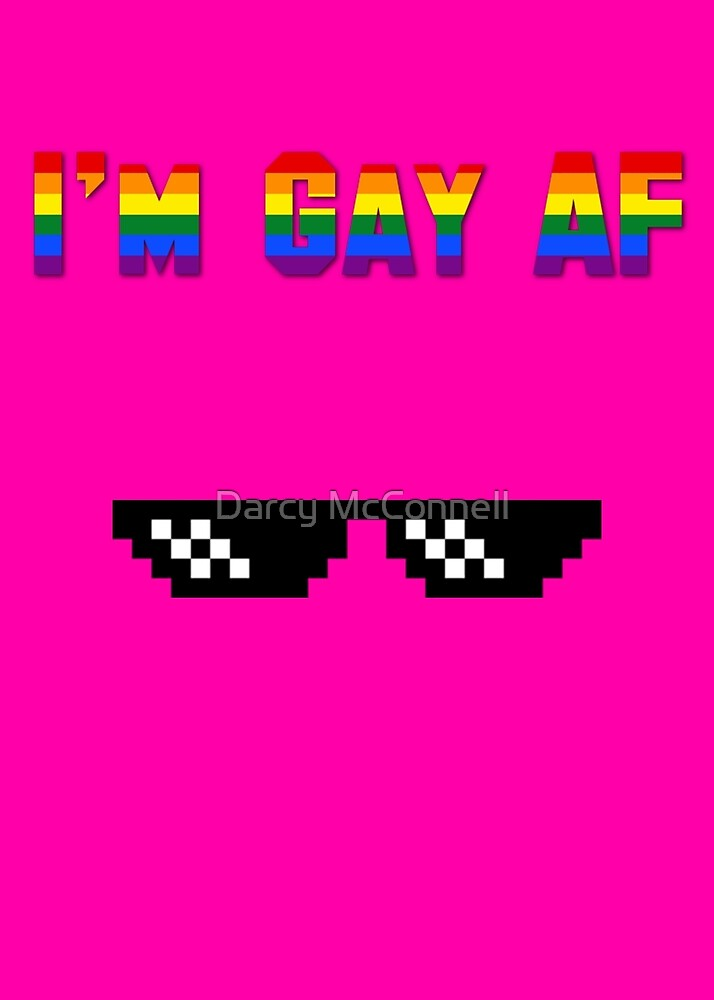 Deal With It (LGBTQI) #1 by 1ns4n1ty