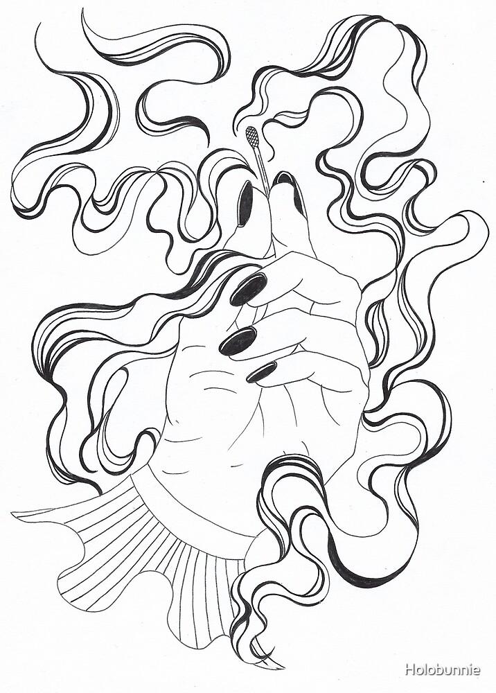 Smoke by Holobunnie