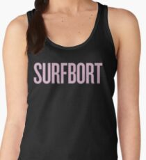 SURFBORT with yonce Women's Tank Top