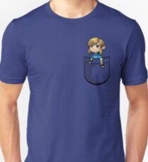 Pocket Link BOTW Zelda Unisex T-Shirt