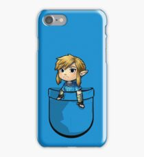 Pocket Link BOTW Zelda iPhone Case/Skin