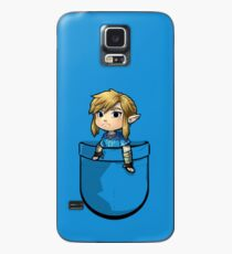 Pocket Link BOTW Zelda Case/Skin for Samsung Galaxy