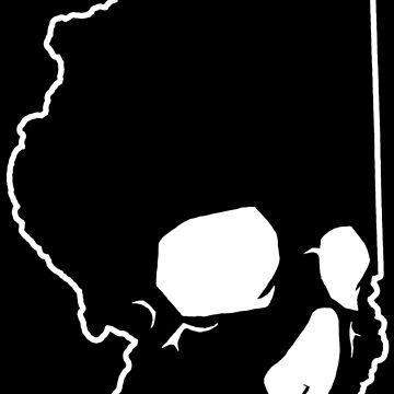 Skullinois - Black on Black Accessories by jeffmillies
