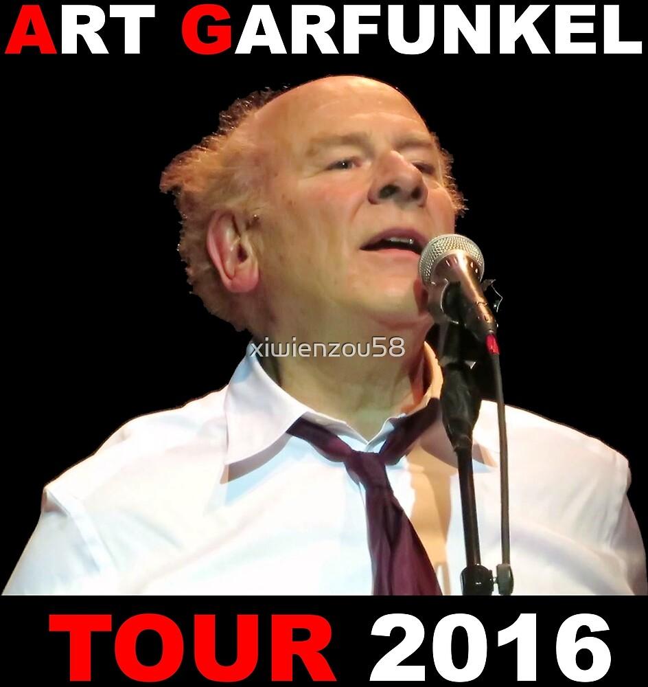 WIENZOU05 Art Garfunkel Tour 2016 by xiwienzou58