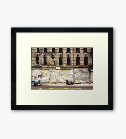 The Good Life Framed Print
