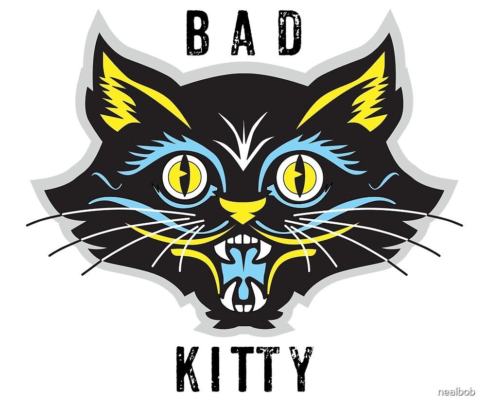 Black Cat graphic by nealbob