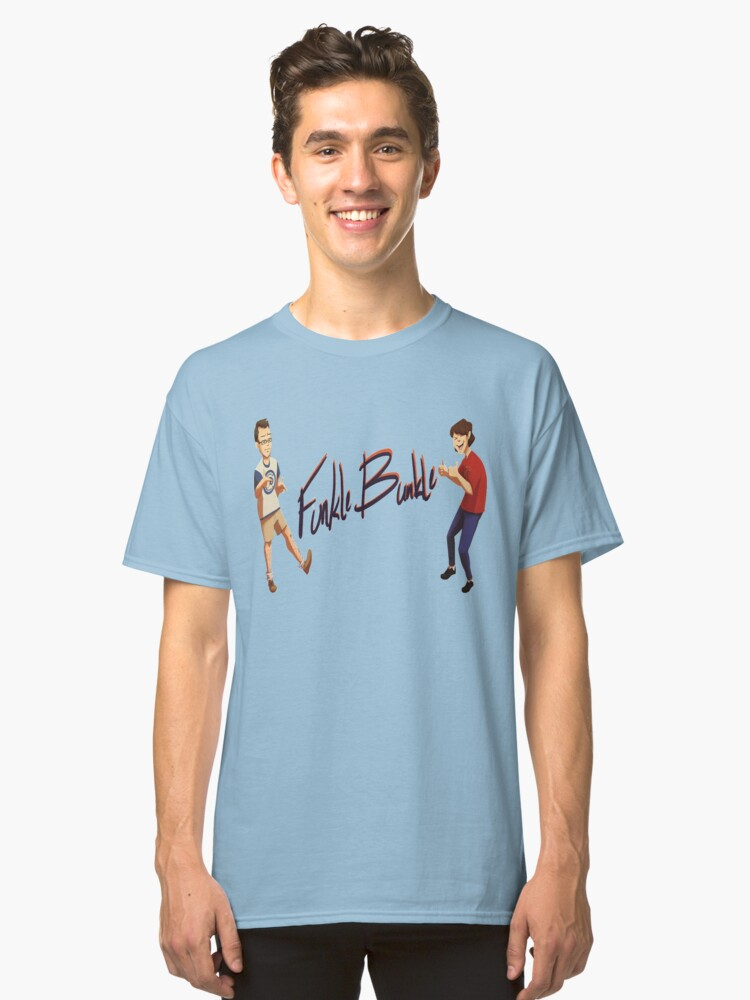 First Channel Merch  Classic T-Shirt Front