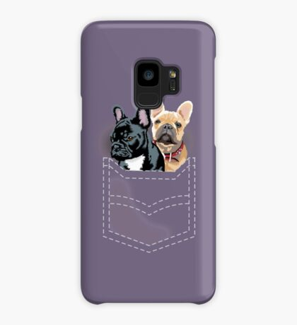 Diesel and Brie in pocket Case/Skin for Samsung Galaxy