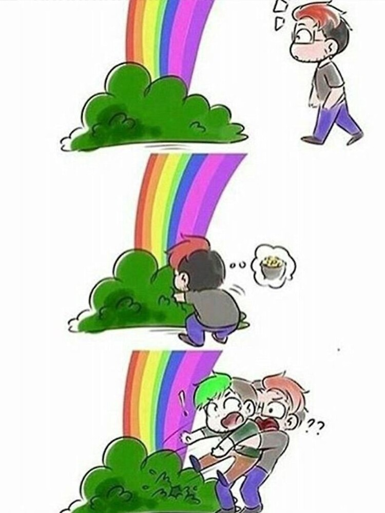 Septiplier rainbow  by Canadianrose