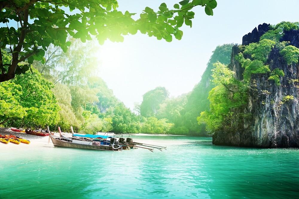 Thailand by johnsonkarlena