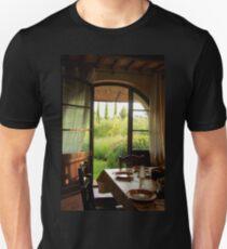 Doorway to the Garden Unisex T-Shirt