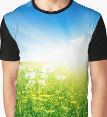 Wildflowers Graphic T-Shirt