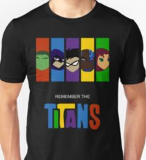 Remember The Titans Unisex T-Shirt