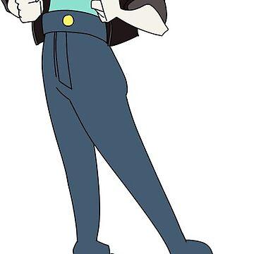 Steven Universe - Pearl Jacket by ZeyJin