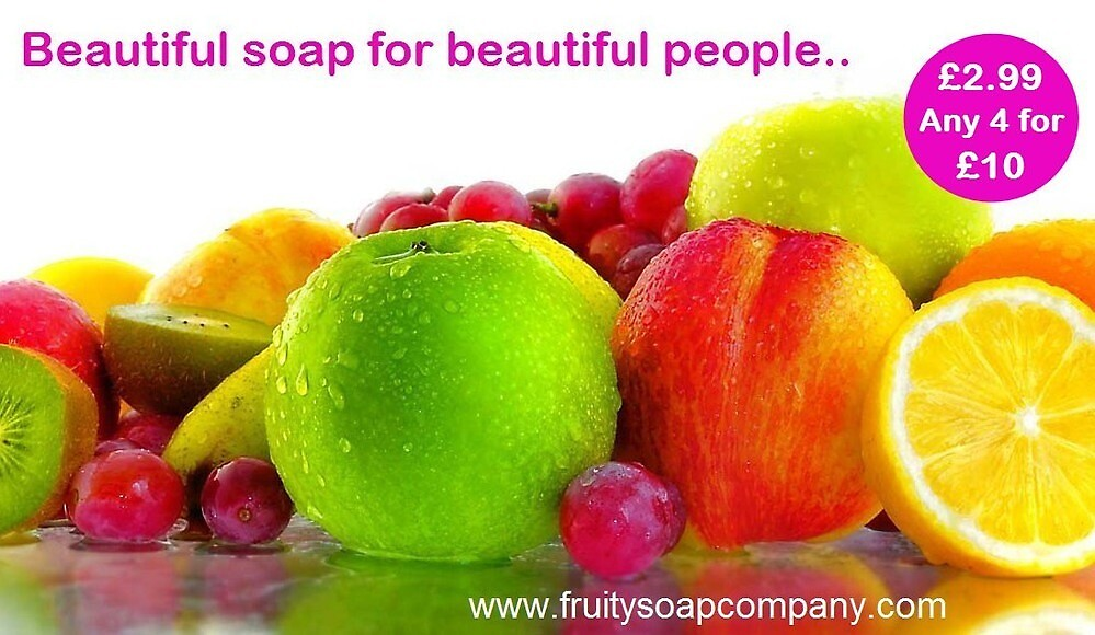 hand made soap by FrazierJane