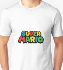 Super Mario ! Unisex T-Shirt