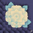 Floral Dream 3 by knitetgantt