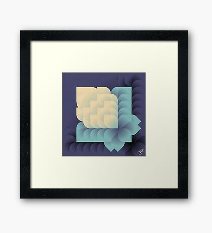 Floral Dream 2 Framed Print
