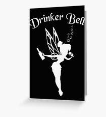 Drinkerbell Greeting Card