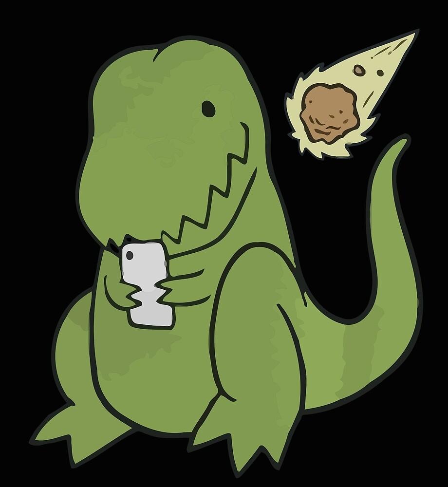 Tyrannosaurus by moom89