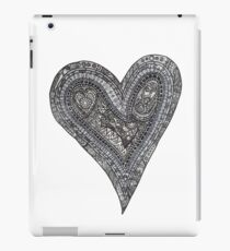 My heart is a complex thing iPad Case/Skin