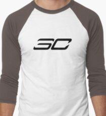 STEPHEN CURRY SC / #30 Men's Baseball ¾ T-Shirt