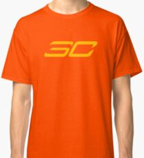STEPHEN CURRY SC / #30 Classic T-Shirt