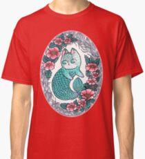 Mermaid kitty  Classic T-Shirt