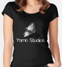 Yamo Studios Women's Fitted Scoop T-Shirt