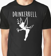 Drinkerbell - Tinkerbell Graphic T-Shirt
