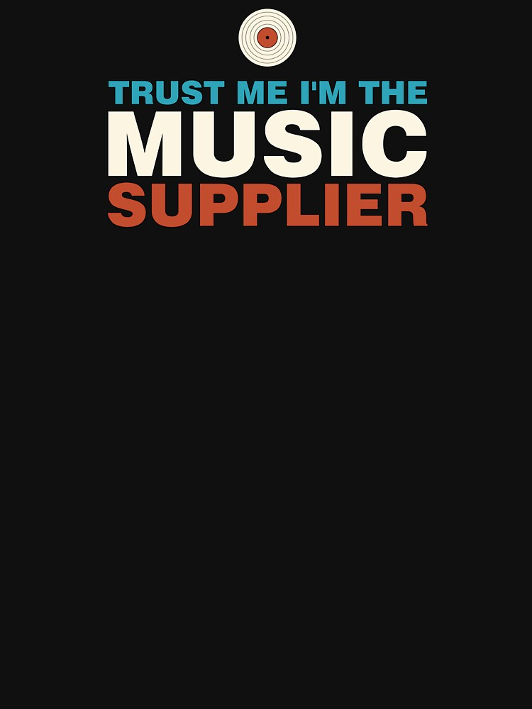 Music supplier colorful by shviala