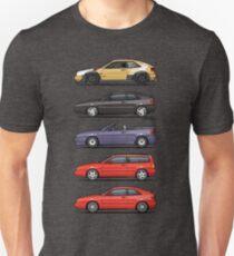 Stack of Rados T-Shirt