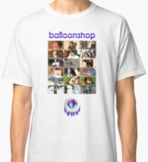 Balloon Shop Memorial Classic T-Shirt